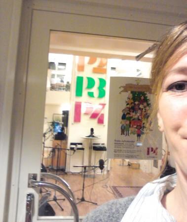 Linda Åkerström på P4 Västmanland
