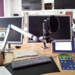 Radiointervju 2