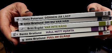 #boktitelpoesi #tävling #deckare #bibliotek #poesipå5rader