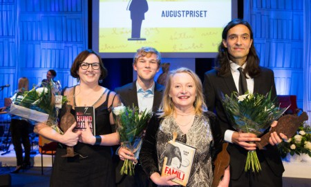 Vinnare Lilla Augustpriset och Augustpriset