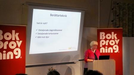 Bokprovning 2016 Svenska barnboksinstitutet