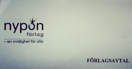 Nu blir det lättläst bok på Nypon Förlag!